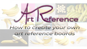 Art reference_How to create your own awesome art reference boards
