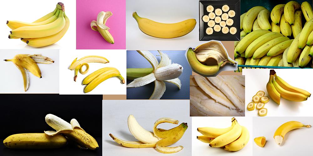 how to draw a banana_basic banana reference board