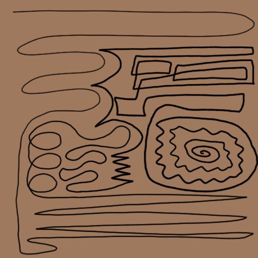 Line Type in Art Horizontal