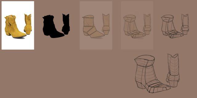 Form Breakdown-Boots