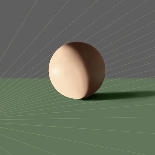 Sphere Test normal