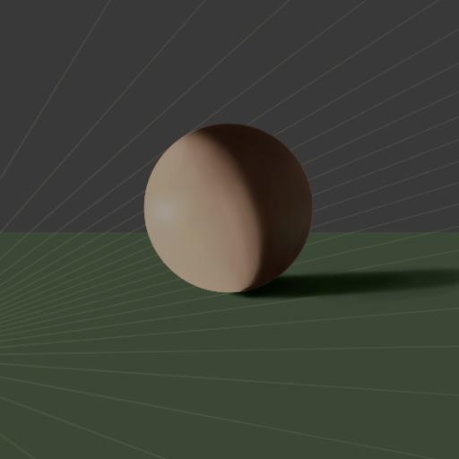 Sphere Test underexposed