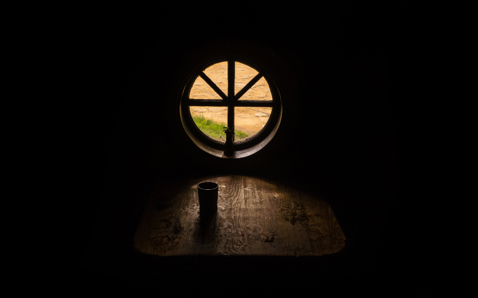 Nearby Light Source Window Light