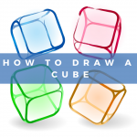 How to draw a cube with CecelyV