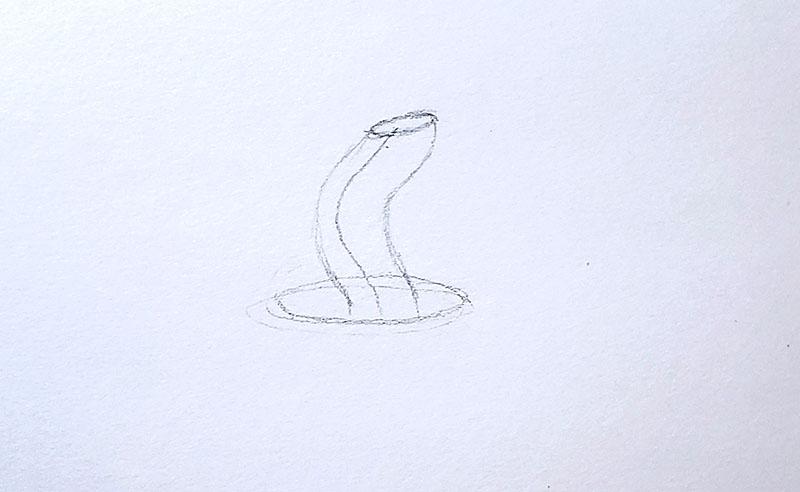 How to draw a pumpkin_Step by step 03b pumpkin stem