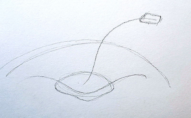 How to draw a pumpkin_Step by step 04b pumpkin stem