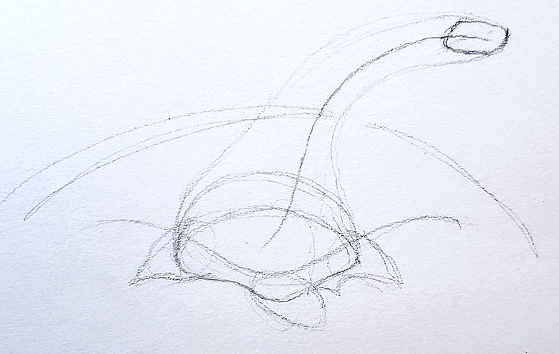 How to draw a pumpkin_Step by step 04d pumpkin stem