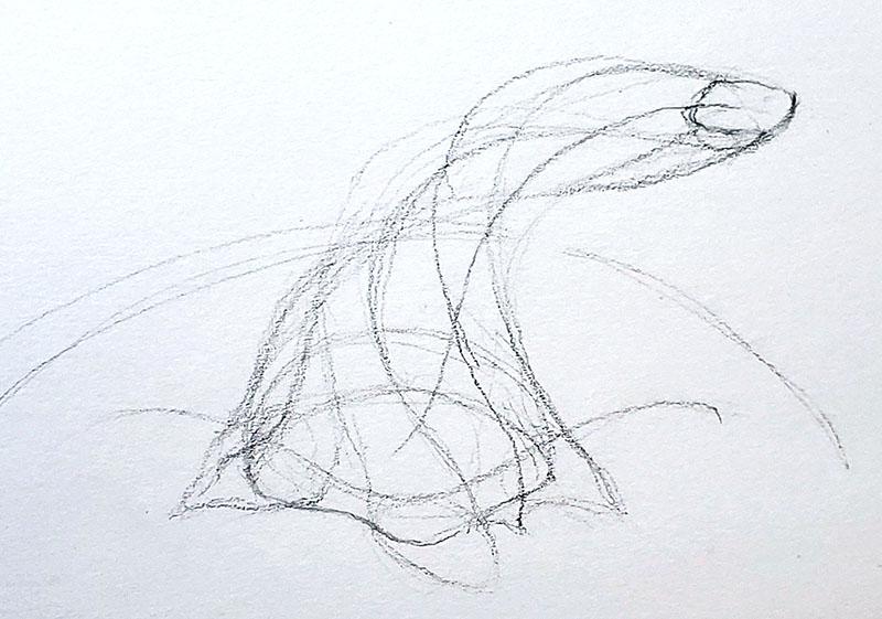 How to draw a pumpkin_Step by step 04g pumpkin stem