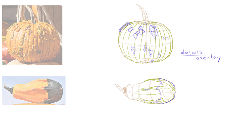 How to draw a pumpkin_about details_04 details overlay