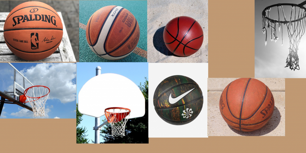 how to draw a basketball - ref board