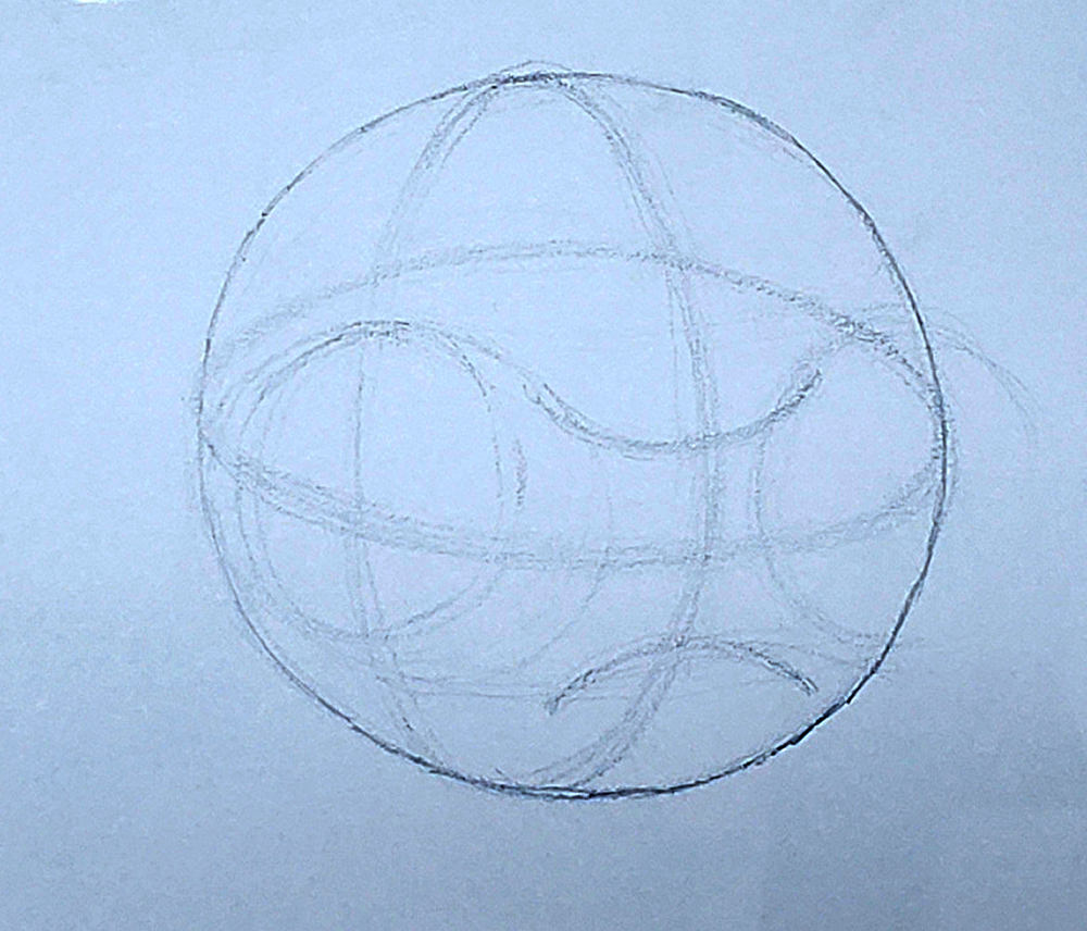 how to draw a basketball step by step 05