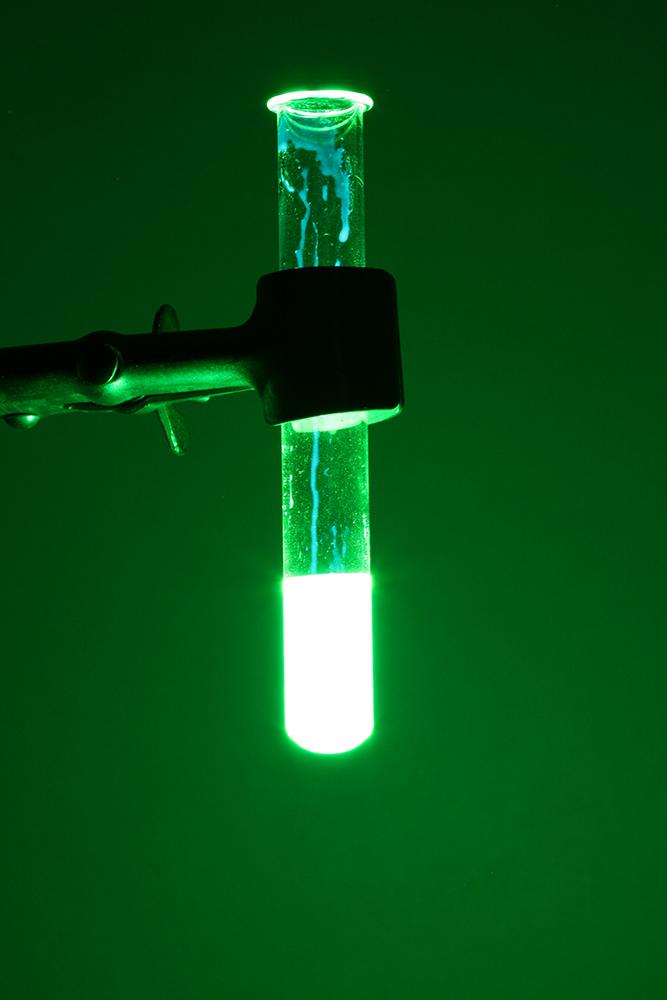 reflected light - chemiluminescence